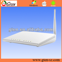 anywhere unblocked New model 150Mbps Wireless 802.11N 150m 3g adsl modem router sim card slot 4 Ethernet Port