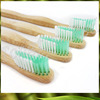 High quality eco-friendly jordan toothbrush color changing bamboo toothbrush
