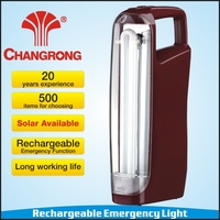 HS code rechargeable fluorescent lamp