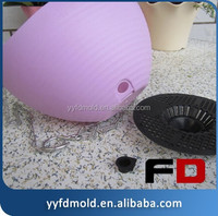 different types of injection plastic flower pots mould for indoor for supplier