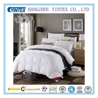 Home Textile Duck Down Mix Feather Comforter /Quilt