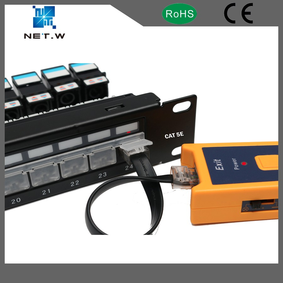 Patch Panel Direct From Ningbo Netw Electronic Surface Mount Ethernet Wall Jack Wiring Technology Co Ltd In China Mainland
