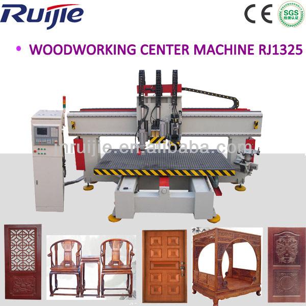 Cnc routeur bois center RJ1325  Table mobile routeur CNC bois pour meublesD
