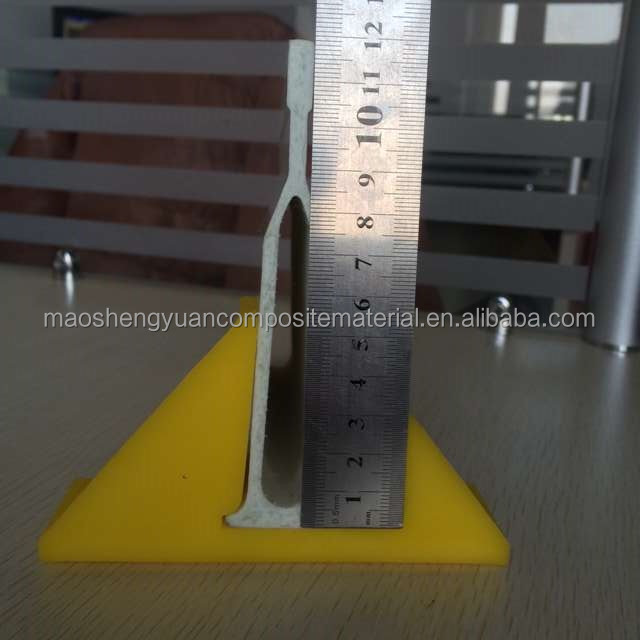 Light weight and high strength pig house slat beam,support pig plastic floor beam hollow 120mm