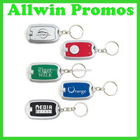 Printed Personalized LED Key ring