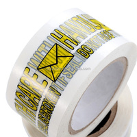 Wholesale waterproof printed tape high quality transparent BOPP tape