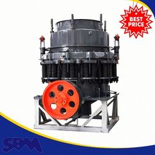 Easy transport Efficient gold mining crusher