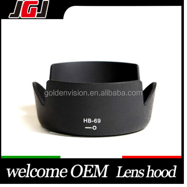 For HB-69 JGJ Camera Bayonet Lens Hood For Nikon AF-S DX For Nikkor 18-55mm f/3.5-5.6G VR II Lens
