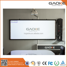 China factory Multi Touch Infrared Interactive Whiteboard,portable IR smart board cheap price