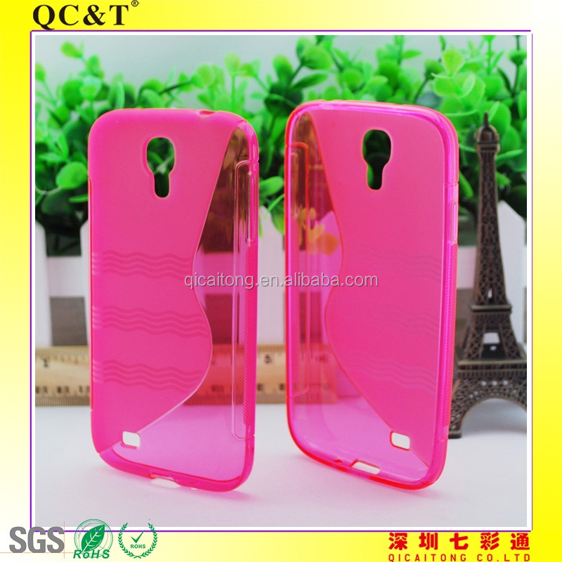 mobilephone tpu S line cover for Samsung Galaxy S4 I9500