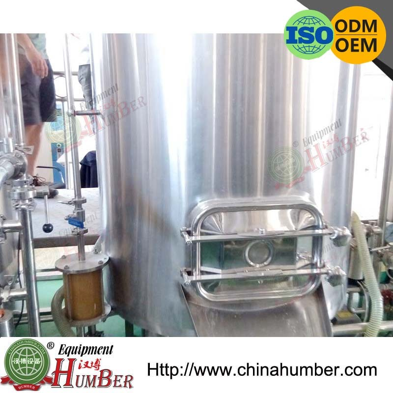Steam Heating Electric Heating Beer Brewing System Restaurant Equipment For Sale