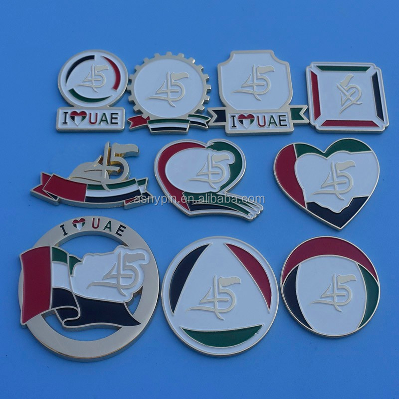 2018 UAE National Day metal decoration gifts