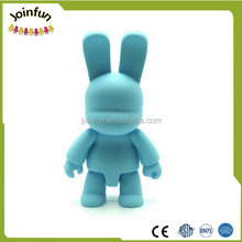"DIY 3D vinyl toy custom figures, custom vinyl toys, custom make Blank DIY 7"" White Figure"