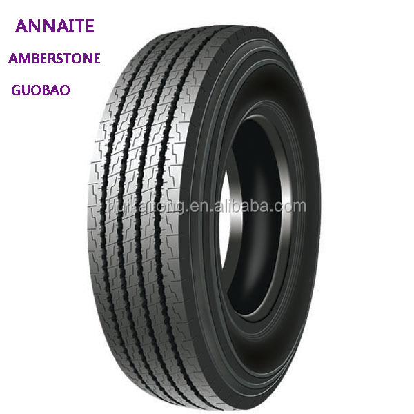 Chinese famous brand truck tire with factory price 245/70R19.5-14