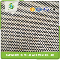 Xingguang 0.8mm-40.0mm Perforated Metal Mesh Panel