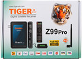 Full HD Tiger Z99Pro Digital Satellite Receiver + 6 Month Free IPTV & USB Wifi