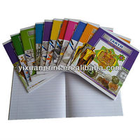 Soft Cover Notebook Exercise Book
