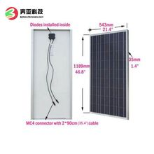solar power price per watt monocrystalline silicon solar panel