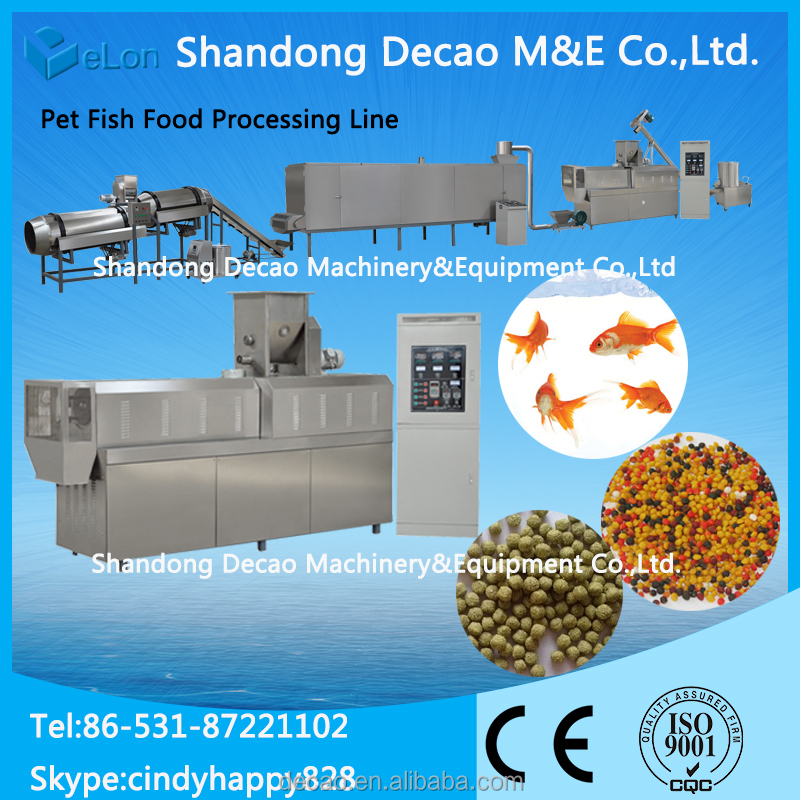 smallest dog food making machine