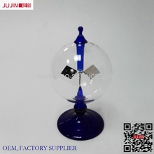 2016 promotional gift New style Office decoration Borosilicate Glass Sunshine Light mill Crookes Radiometer