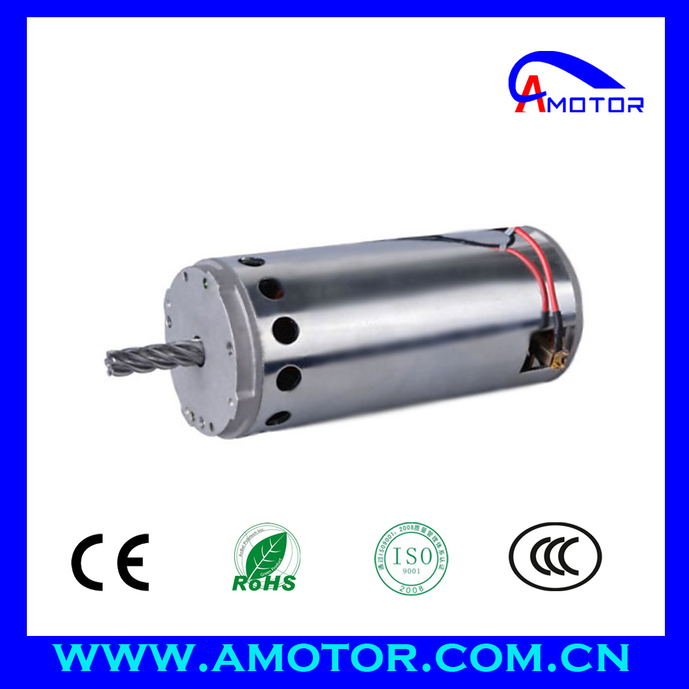 High-quality 120VDC motor 63mm small motor for paper shredder
