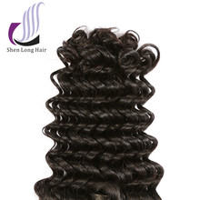 Factory supply wholesale Peruvian deep curly wavy hair