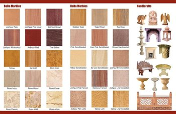 Stone Art & Craft Work, Bungalow & residency Colony Project, Marbles, Sandstone, Limestone, Jodhpur Pink & red sandstone