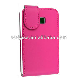 Leather Case For LG Optimus L3 E400