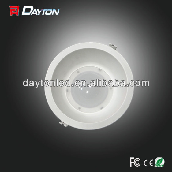 High efficiency 3 years warranty 150mm led down light