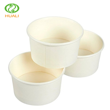 custom printed frozen yogurt ice cream paper cup paper bowls