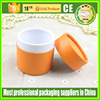 matte lamination papckaging tube face cream/candle packaging