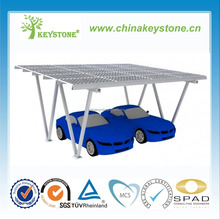 solar mounting rail waterproof carport photovoltaic stand solar panel bracket solar mounting rail