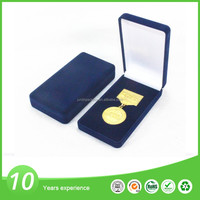 Souvenir medal badge metal keychain gift box wholesale