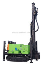 2015 Hot sale china water well rotary drilling rig for sale drilling equipment portable