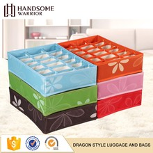 Garment Bra Bag Non Woven Fabric Men Underwear Packaging Boxes