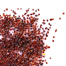 Abrasive grade balsting red garnet sand for oil exploitation