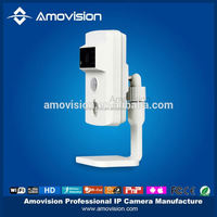 QF501 Amovision indoor nightvision video audio monitor ip cameras wi-fi