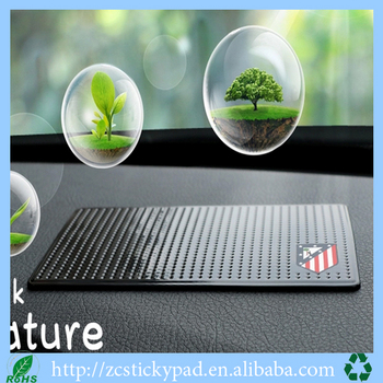 logo printing customized anti slip pad with high quality