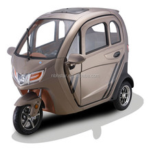 High quality three wheel e trike electric tricycle car for sale