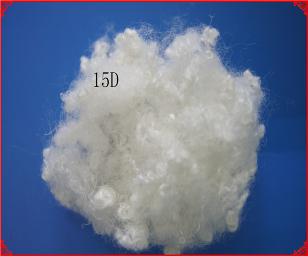 polyester staple fiber for filling pillows and quilts