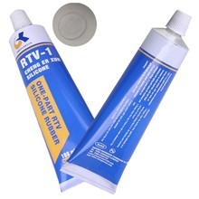 OEM 100ml 300ml Transparent Clear Silicone Glue Adhesive for clothing