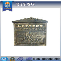 2017 YOOBOX Complete in specifications mailbox and antique mailbox that indoor mailbox
