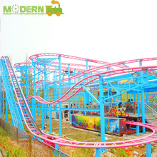 thrilling rides Spinning roller Coaster for sale