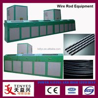 wire rod equipment production line