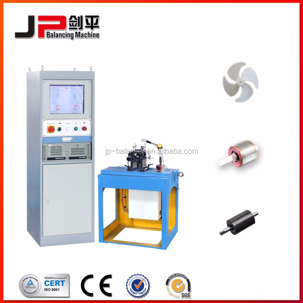 2017 Electric Wheel Hub Motor Balancing Machine from China supplier