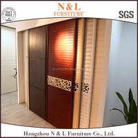 shopping 2016 prefab homes 2015 New Design Leather Material Modern Wooden Wardrobe plywood wardrobe design
