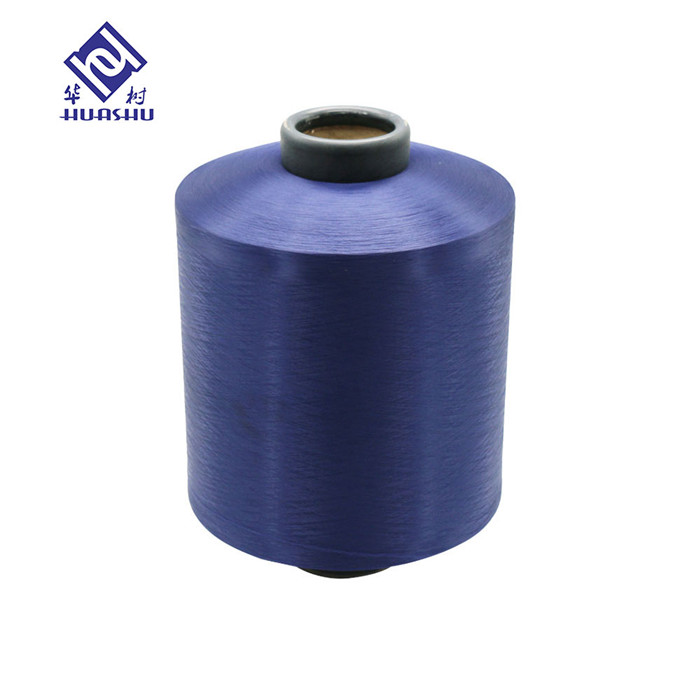 Low price high quality for knitting/weaving polyester covered spandex yarn