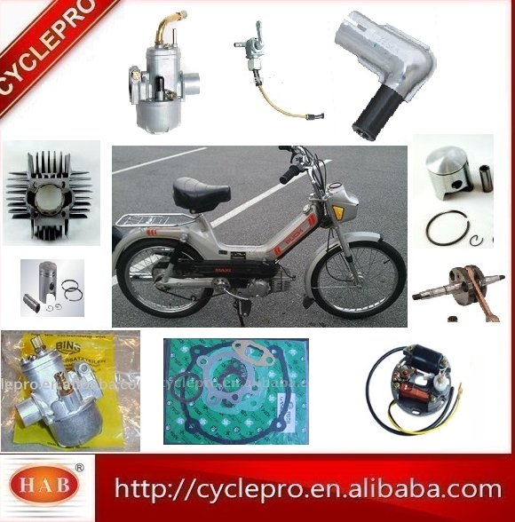 Puch Moped parts Puch MAXI Motorcycle Parts
