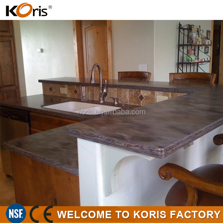 Chinese suppliers artificial stone natural acrylic chinese quartz countertops