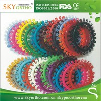 2014 new orthodontic dental ligature ties/ligature products